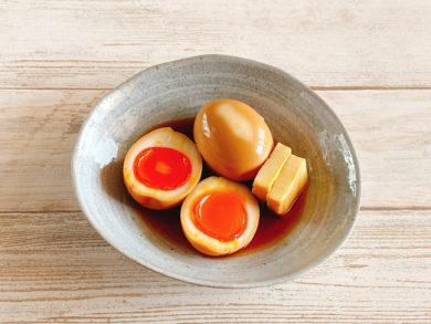 簡単♪煮卵(味玉)の作り方/レシピ