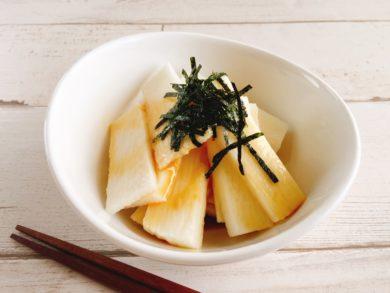 長芋の和風サラダ